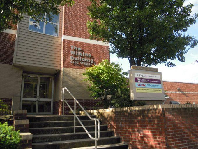 The Wilkins Building