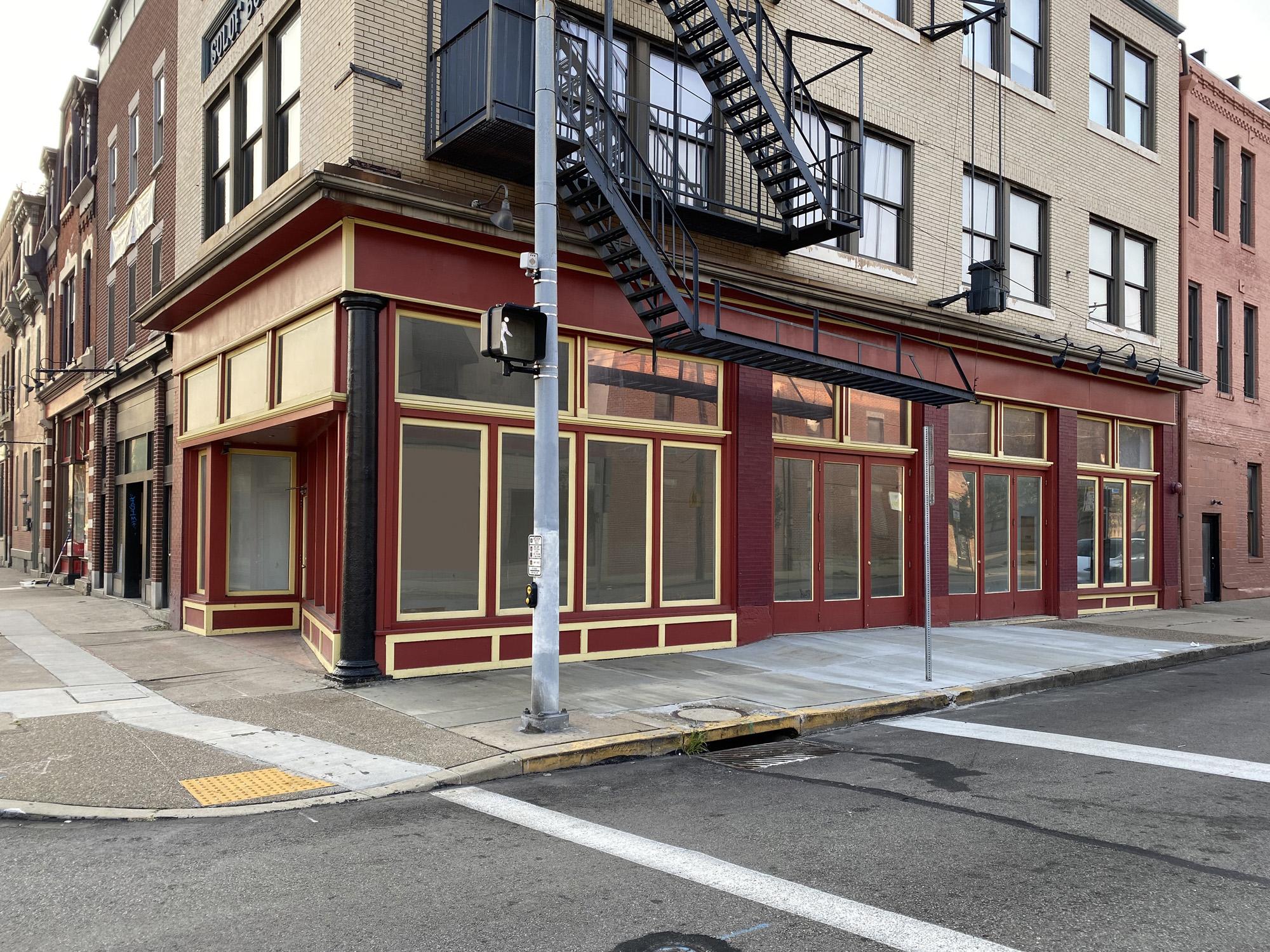 2000 East Carson Corner Storefront