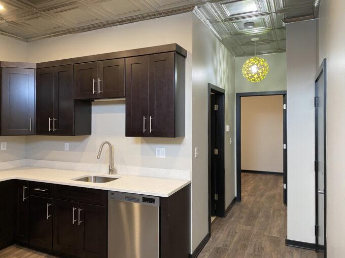 Tin Top Apartment 1A Main Image